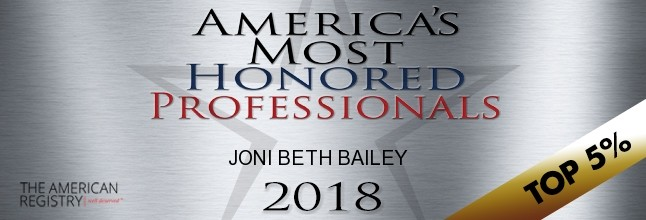 Most Honored Professional